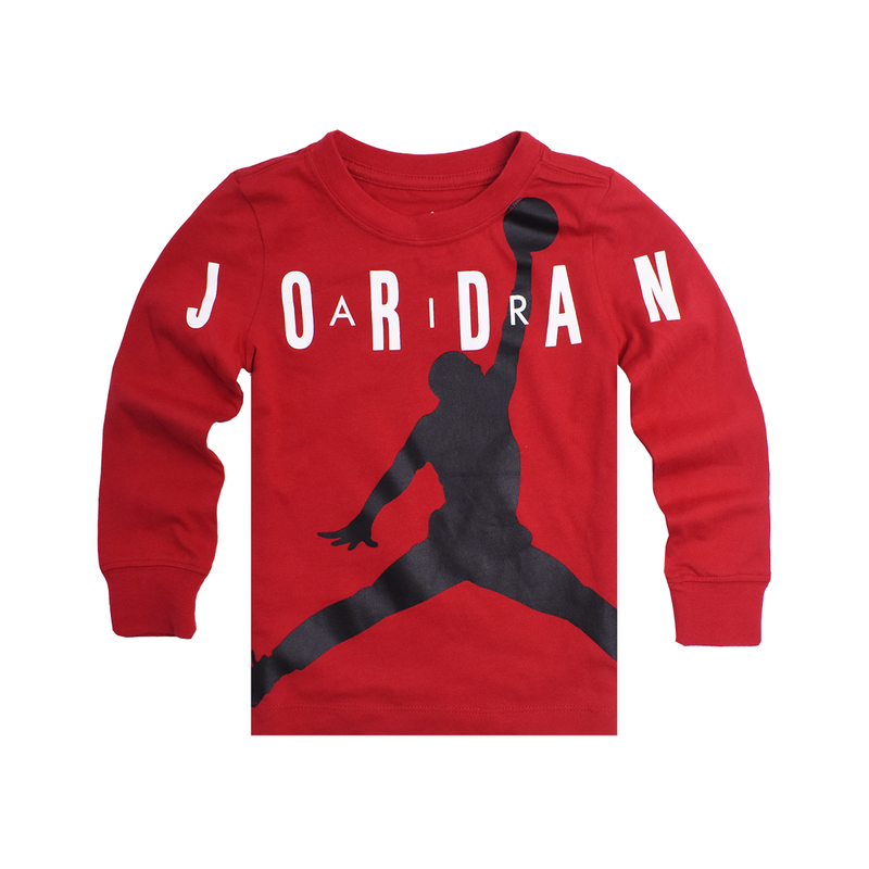 JORDAN Long Sleeve Tee