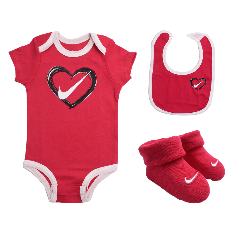 NIKE Girls Creeper Set