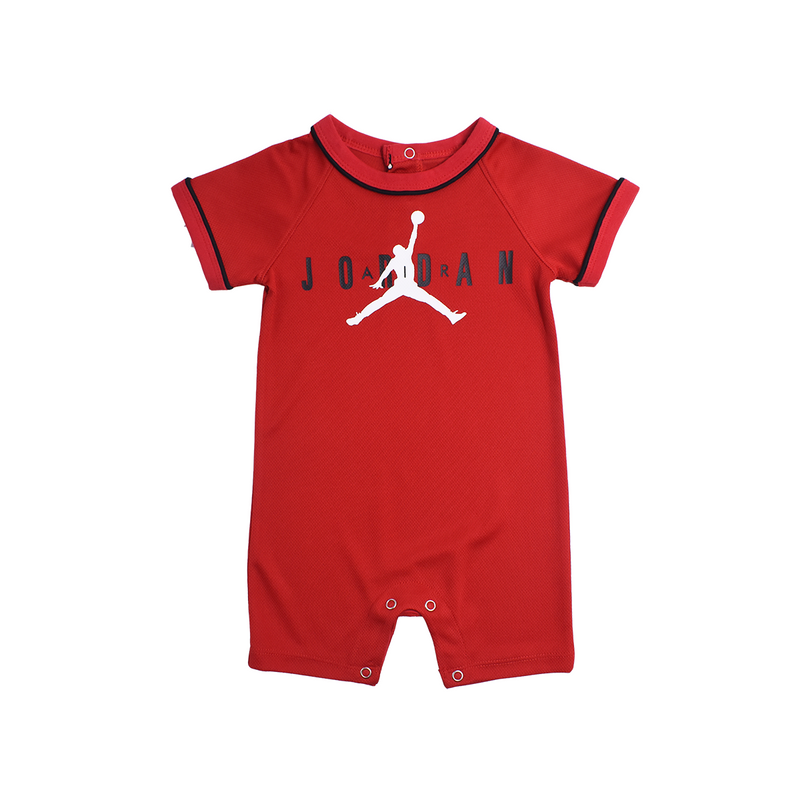 JORDAN Boys Short Sleeve Creeper
