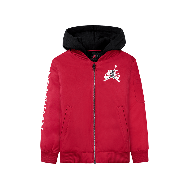 JORDAN SHORT POLY FILL JACKET