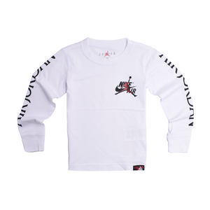 JORDAN Boys Long Sleeve Tee