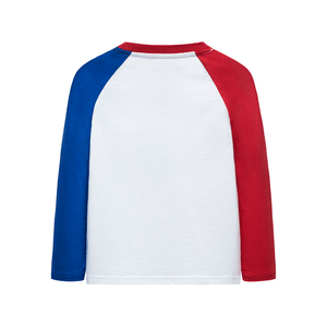 CONVERSE Boys Long Sleeve Tee