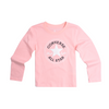 CONVERSE Girls Long Sleeve Tee