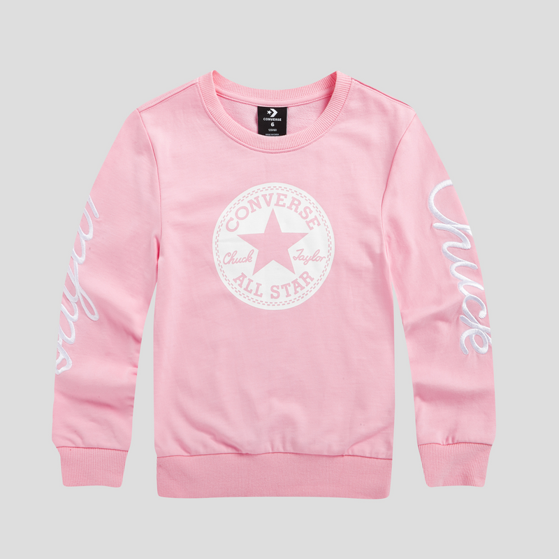 CONVERSE Girl's Pullover
