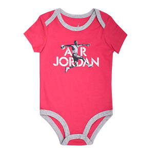 JORDAN Baby Short Sleeve Creeper Box Set