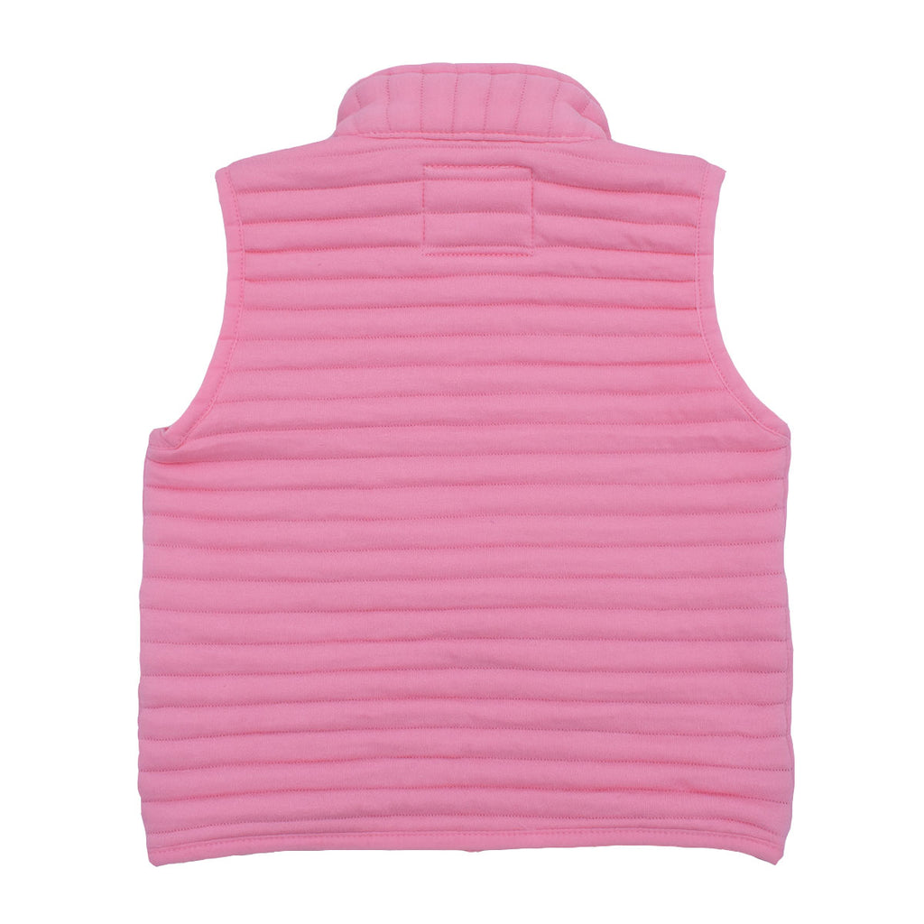 LEVI'S Girls Stand Collar Vest