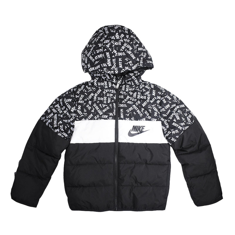 NIKE Long Sleeve Padded Jacket