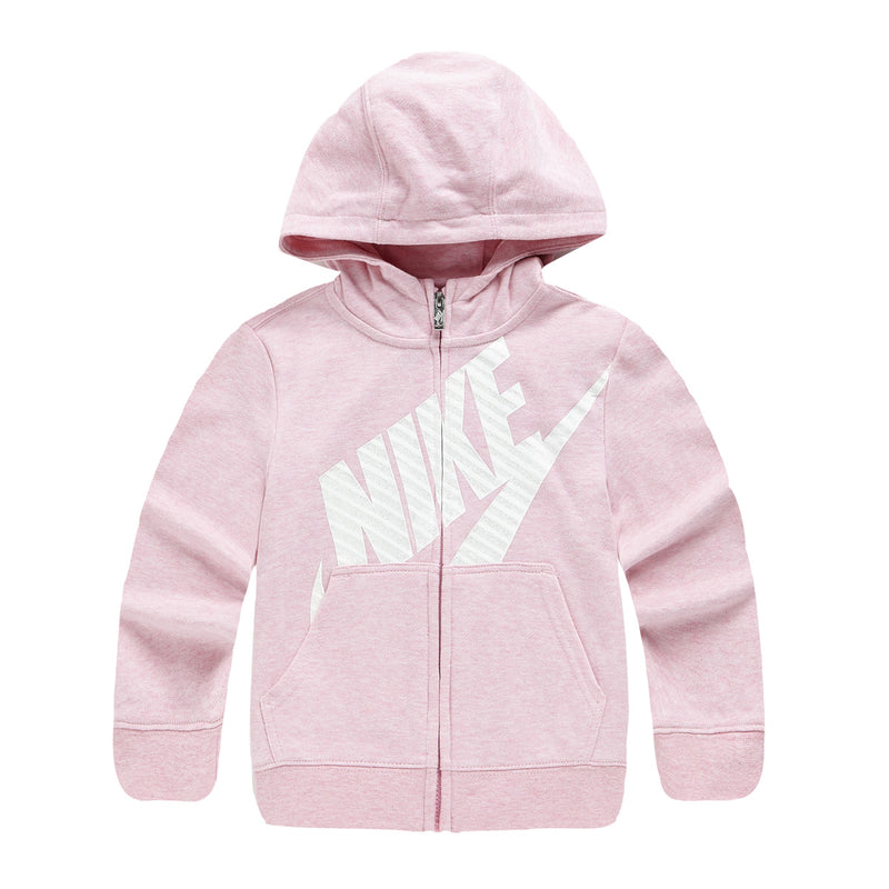 NIKE Classic Long Sleeves Zip-up Hoodies