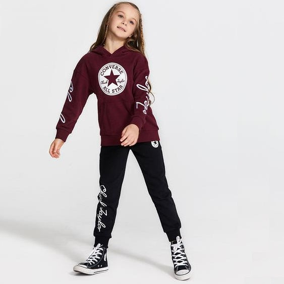 CONVERSE Girl's Knit Pant