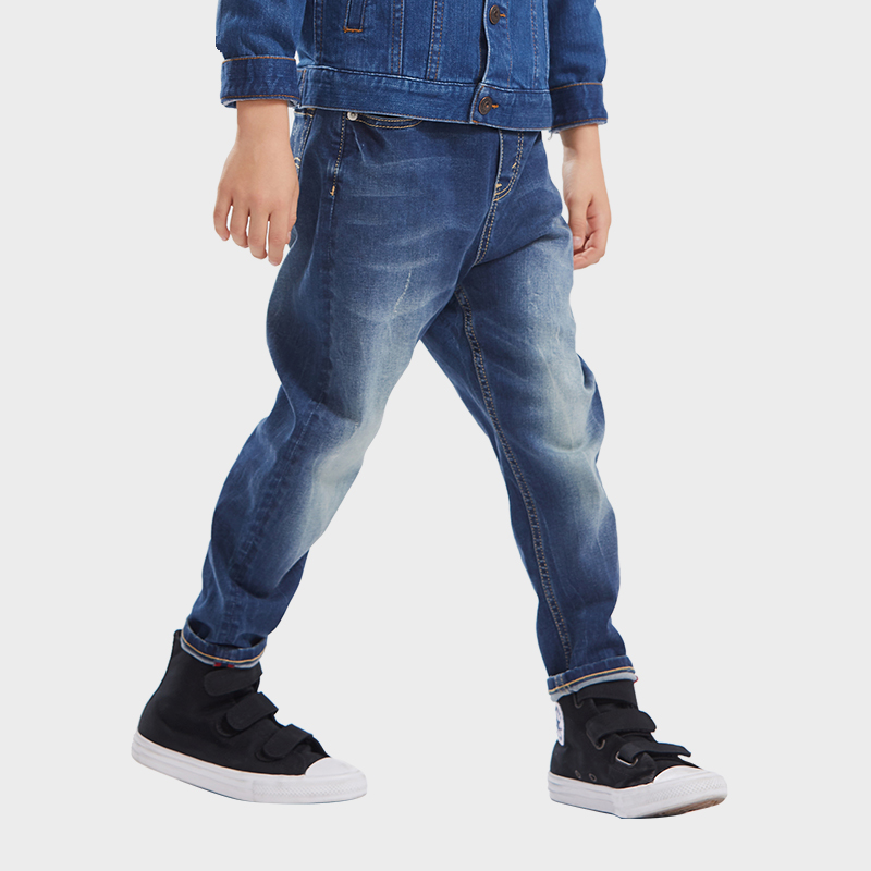 LEVI'S Boys' Dark Wash Jeans