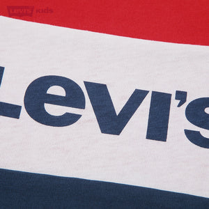 LEVI'S Boys Short Sleeve Creeper