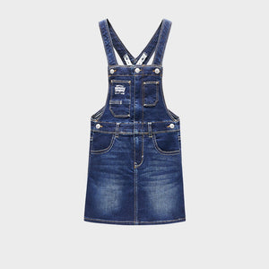 LEVI'S Girls Overall Skirt