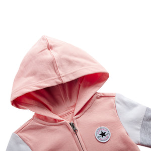 CONVERSE Knit Full Zip Hoodie Set