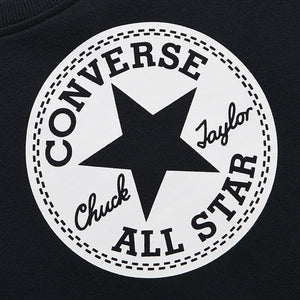 CONVERSE Round Neck Pullover Sweater Dress