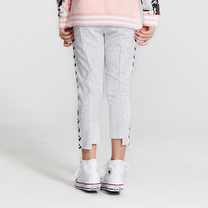 CONVERSE Girls' Stars Print Long Pants