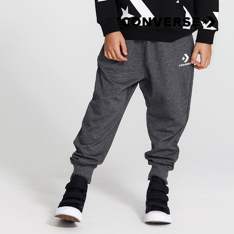 CONVERSE Boys' Long Cotton Pants
