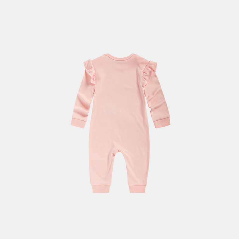 CONVERSE Baby Girl's  Lace Long Sleeve Creeper