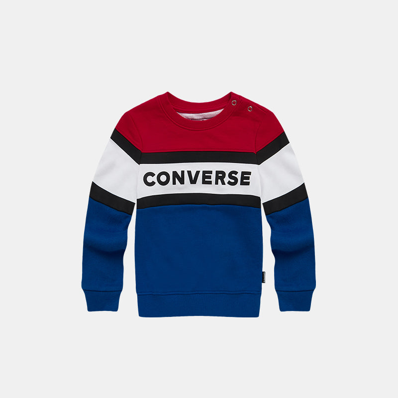 CONVERSE Long Sleeve Pullover