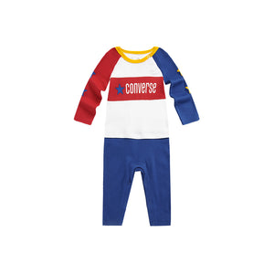 COVERSE Baby's Long Sleeve Creeper