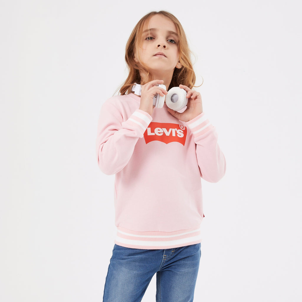 LEVI'S Girl's Pullover