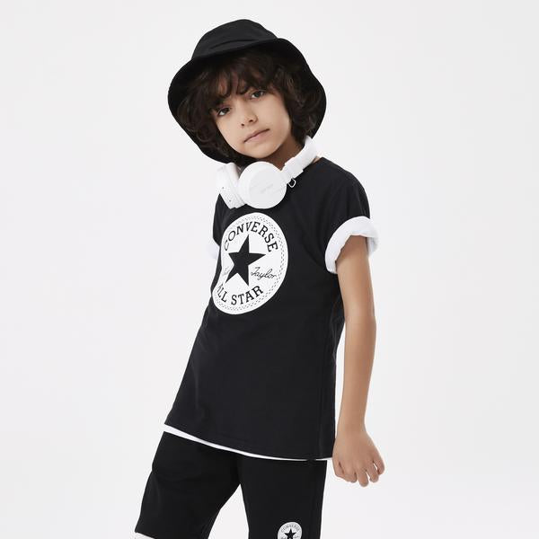 CONVERSE Boys Short Sleeve T-Shirt