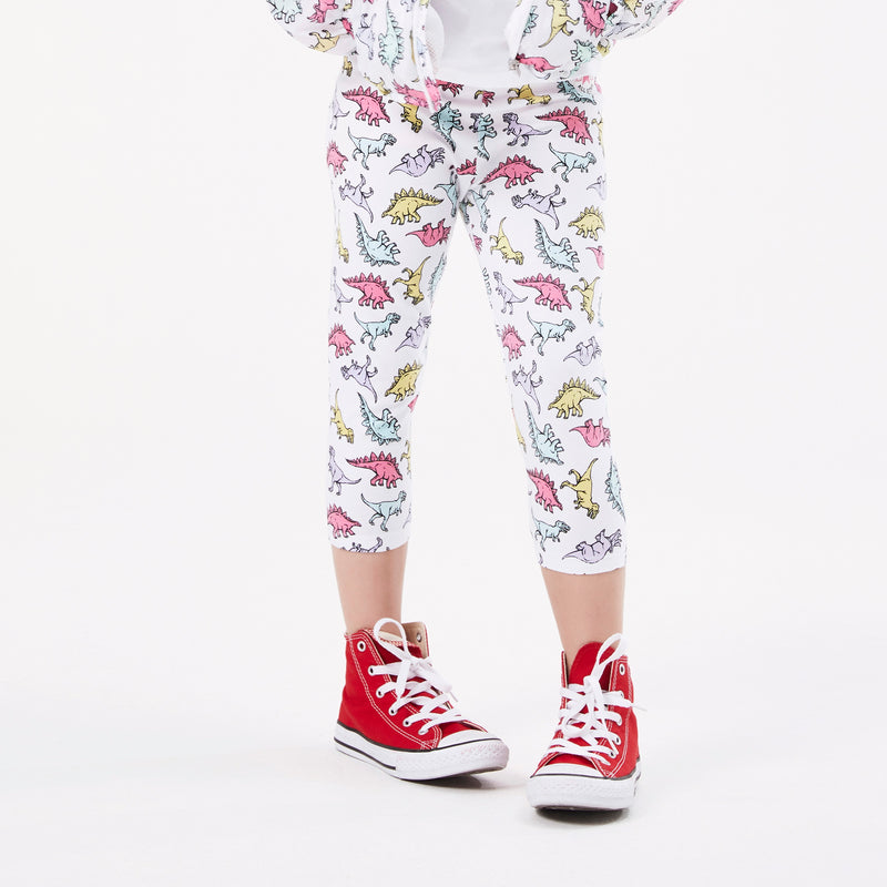 CONVERSE Girls Capri Legging