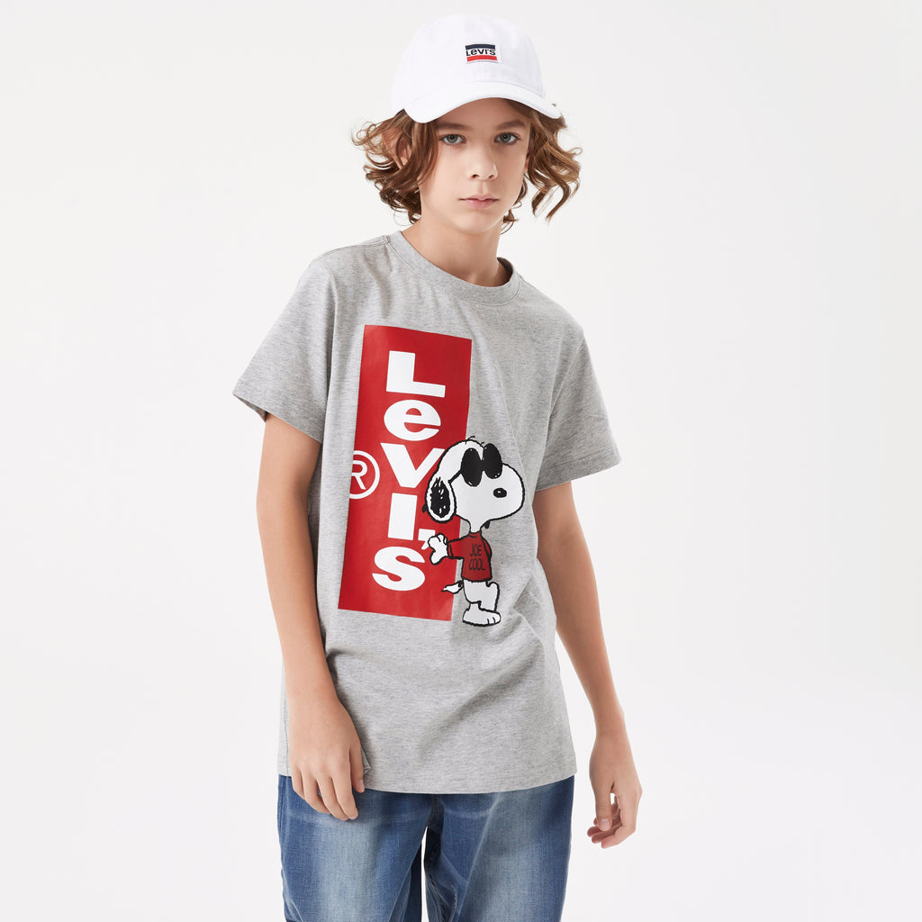 LEVI'S x PEANUTS Graphic Short Sleeve T-Shirt