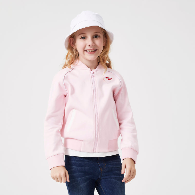 LEVI'S Girls Knit Jacket