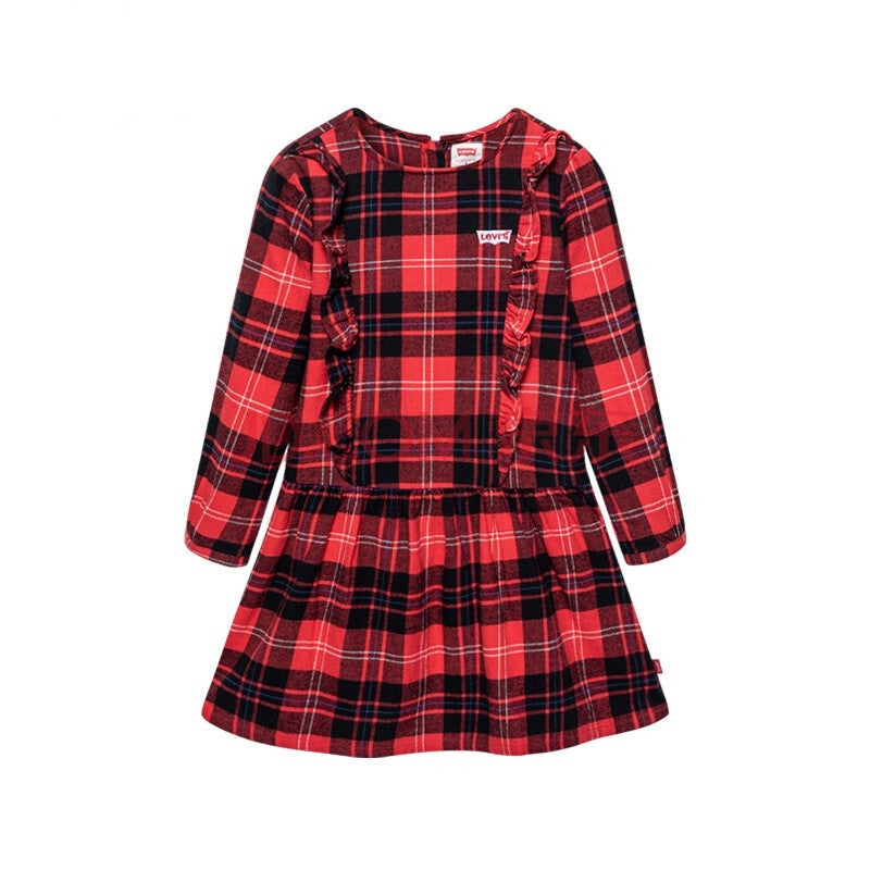 LEVI'S Girls LS Dress