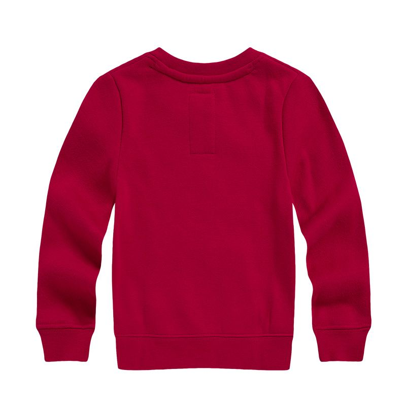 JORDAN Long Sleeve Pullover