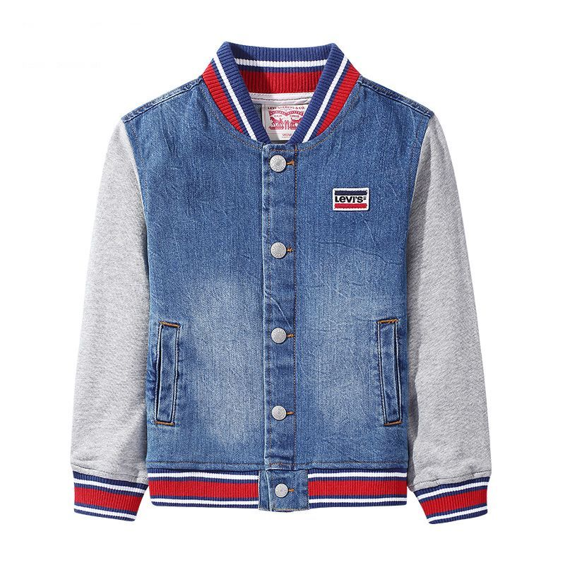 LEVI'S Boy's Denim Jacket