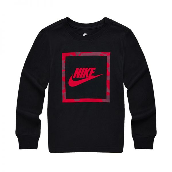 NIKE Boy's Long Sleeve T-Shirt