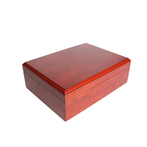 Humidor - Cherry wood cut/ash