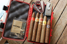 Load image into Gallery viewer, Xikar Travel Humidor - 5 Cigars