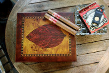Load image into Gallery viewer, Humidor - Leaf 25 cigars