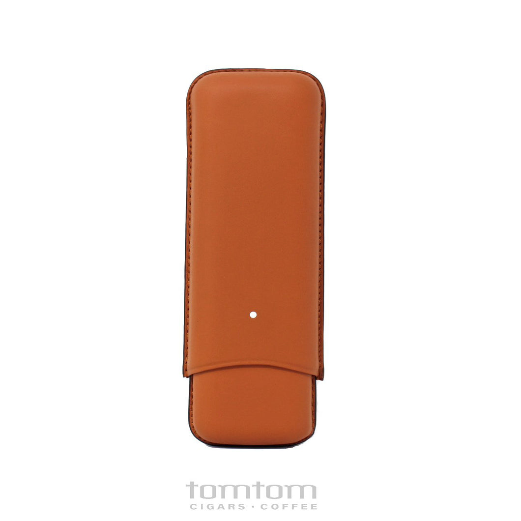 Alfred Dunhill Terracota Cigar Case (2F)