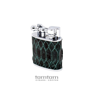 J. Cure Table Lighter - Python Skin