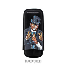 Load image into Gallery viewer, Italian Calf Leather Case - Painted Limited Edition