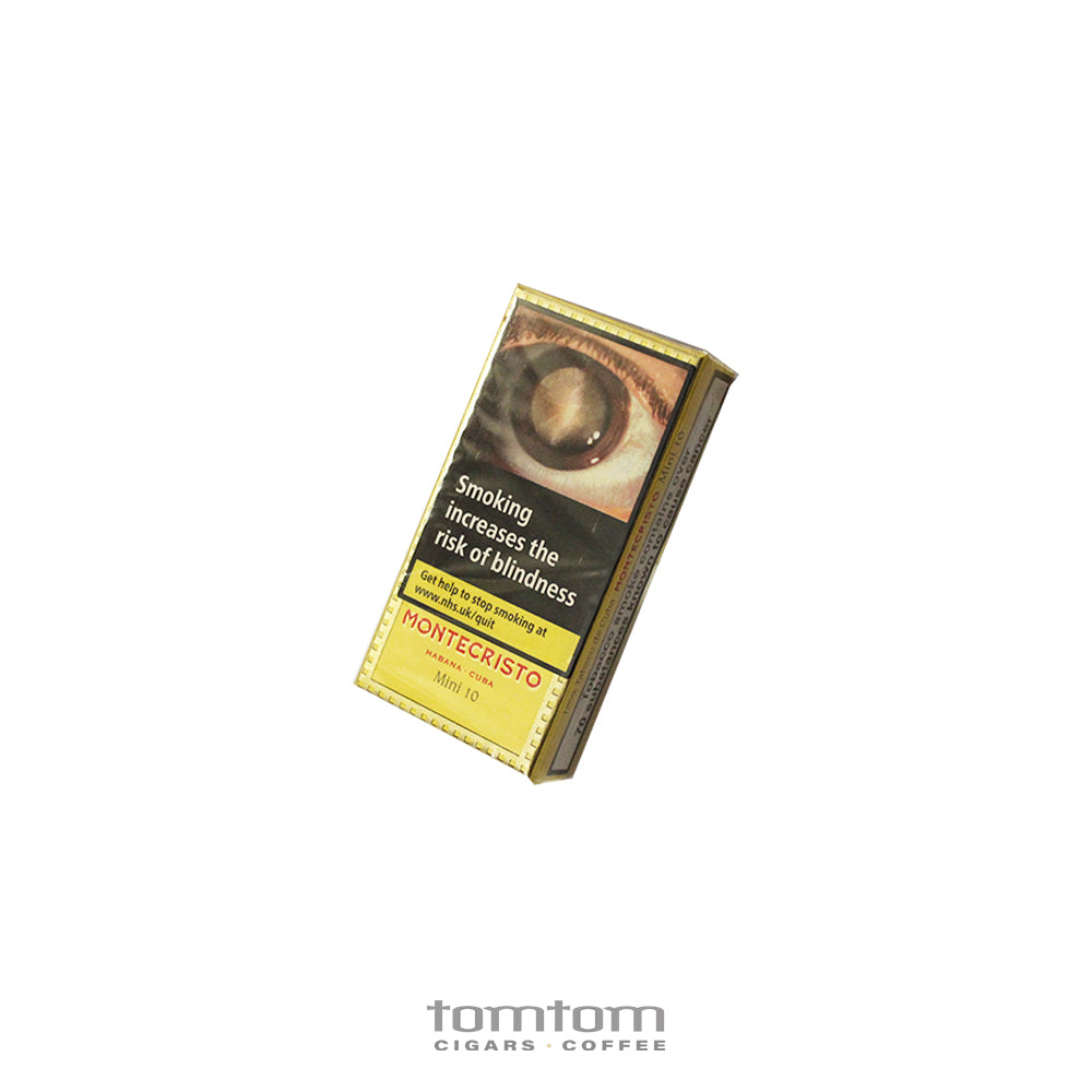 Montecristo Minis (pack of 10)
