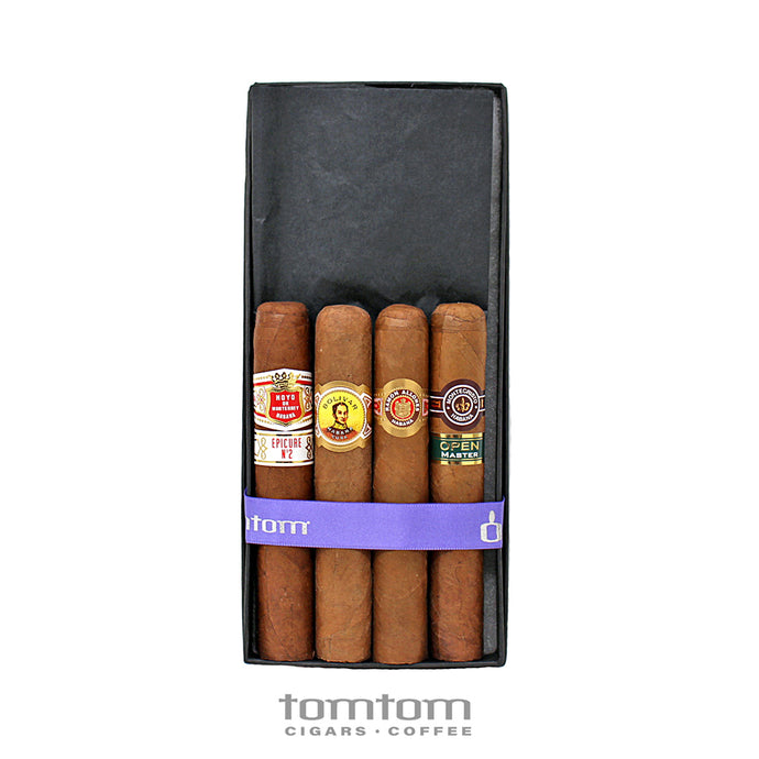 Robusto Selection Sampler