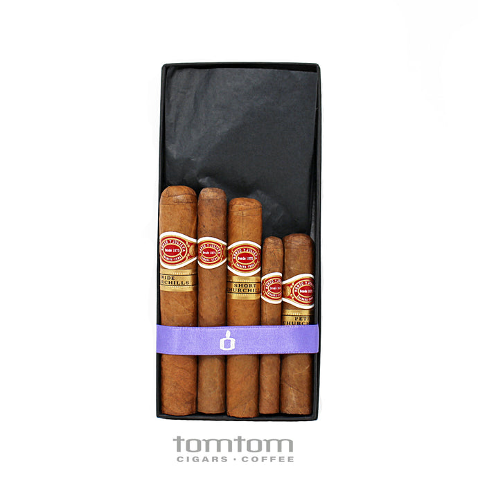 Romeo Y Julieta Selection Sampler