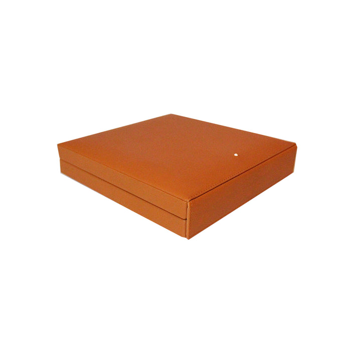 Alfred Dunhill Travel Humidor - Terracotta 10
