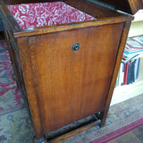 Early 20c Oak Vokal Blanket Box