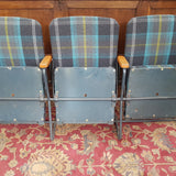 Bank of 3 - Vintage Cinema Seating
