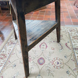 Early 18th Century Pine Cricket Table