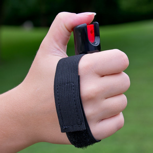 Runner Pepper Gel With Adjustable Hand Strap