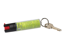 Load image into Gallery viewer, Pink Protector Dog Spray With Key Ring
