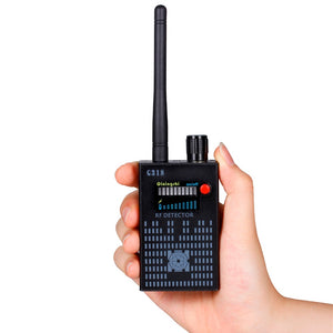 Super G318 Portable Anti-Spy Amplification Signal Detector