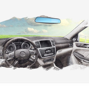 Mini Video Recorder for Dash and Rearview Mirror