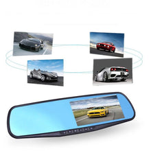 Load image into Gallery viewer, Mini Video Recorder for Dash and Rearview Mirror